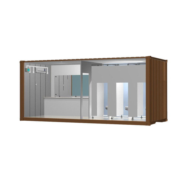 2 bedroom tiny china container house container
