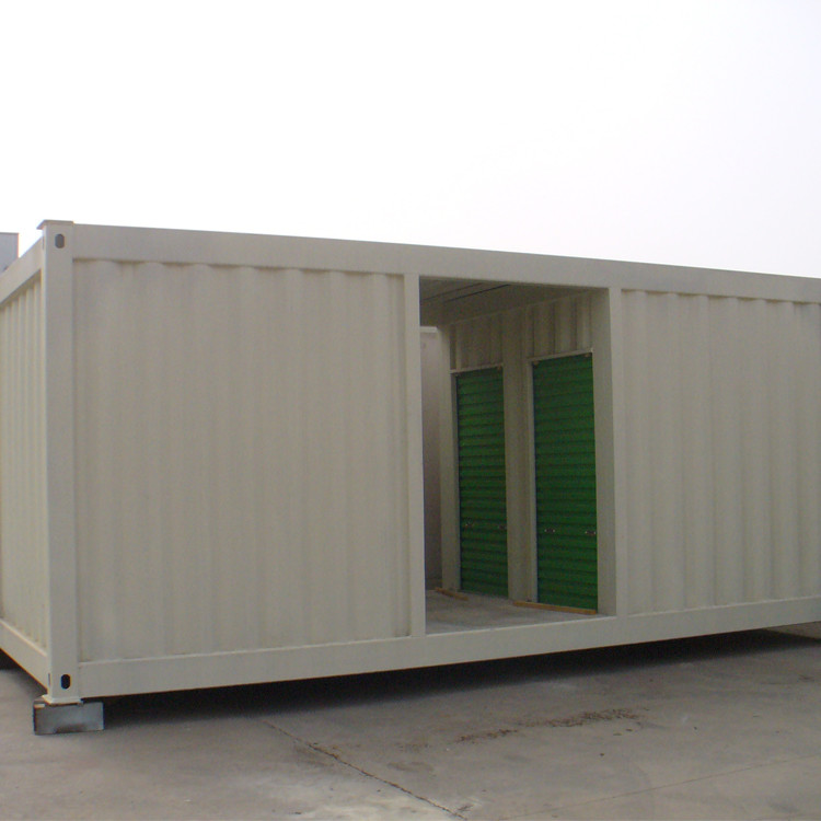 Modular cheap Flat Packcontainer van prefab house in davao city for sale philippines