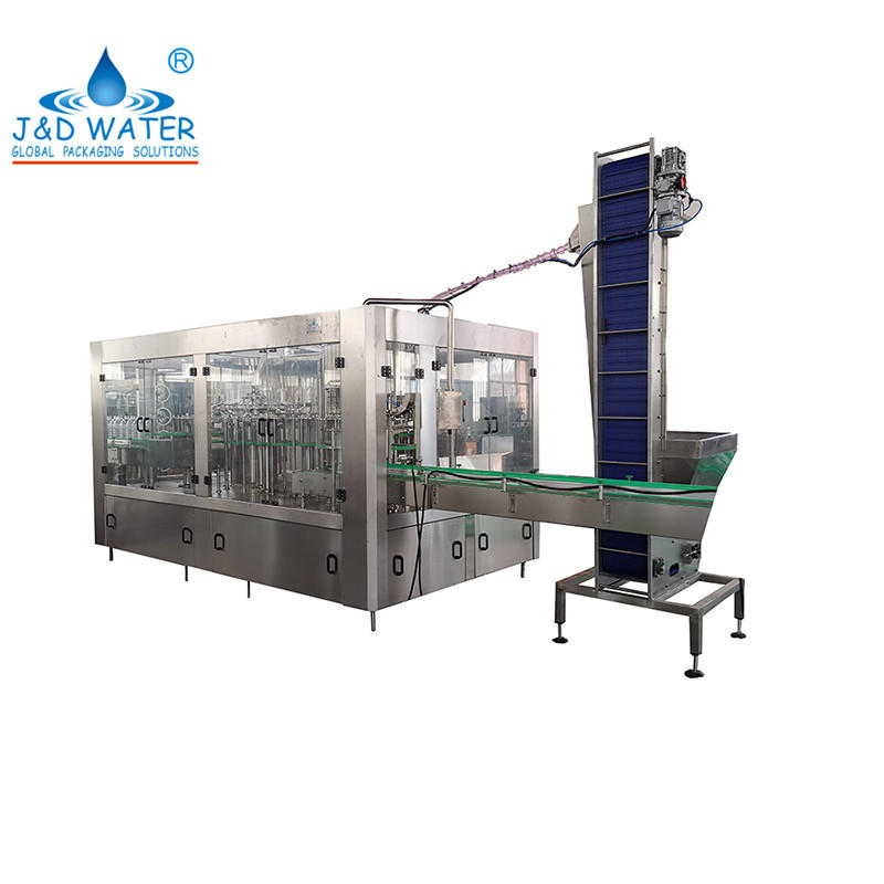 Pet Bottle 3L 4L 5L 6L Water Washing Filling Capping Machine Bottling Drink Machine