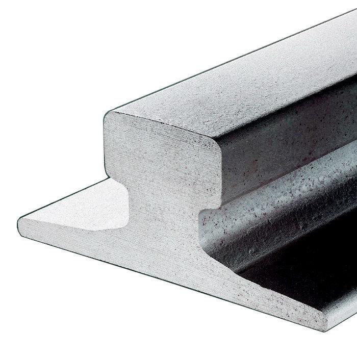 DIN536 standard A45 Crane rail