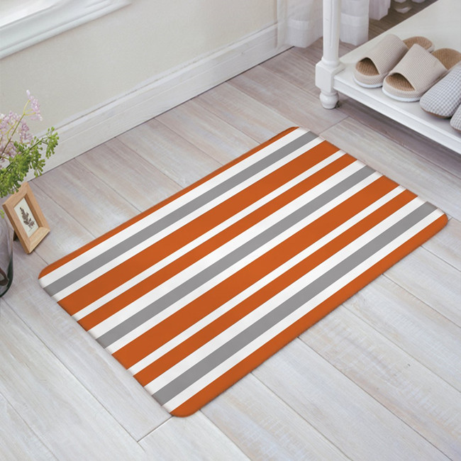 Tigerwings high quality washable custom shower place mat