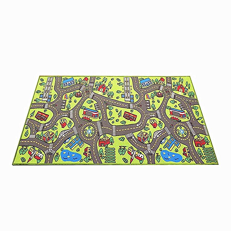 Tigerwings indoor cushion floor mats/dust-absorbing mats/kid foam mats