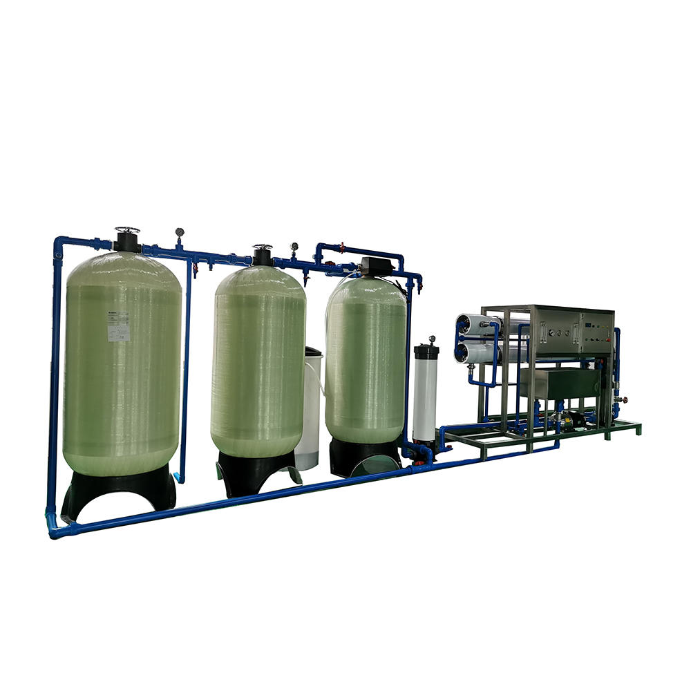 Automatic Industry Drinking Mineral Water Treatment Plant RO Water Treatment System