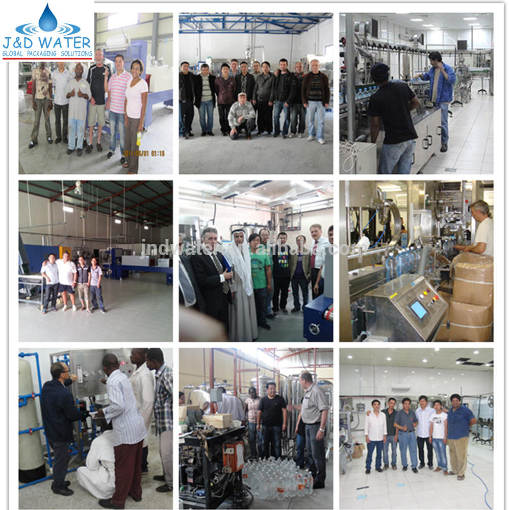 CE Authenticate Pure Water Treatment system plant