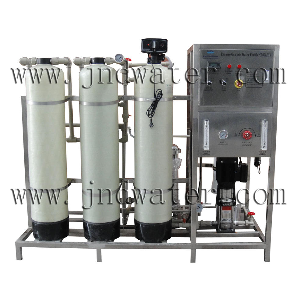 Pure Water Treatment Machine (300L/H)