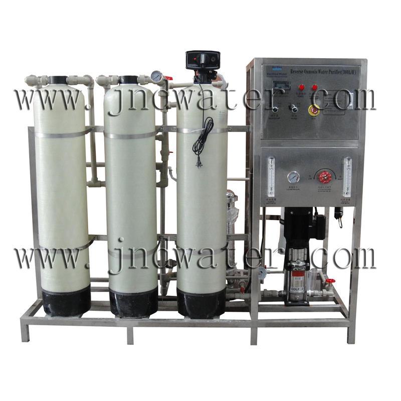Pure Water Treatment Machine (300L/H)