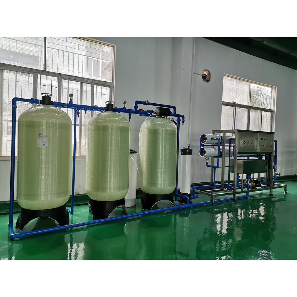 5 Tons Reverse Osmosis RO Water Treatment Equipment Plant