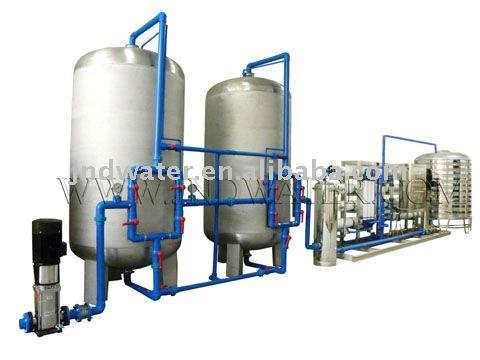 Automatic CE Standard Water Purification System