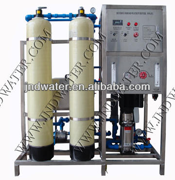Reverse Osmosis System for Drinking Water