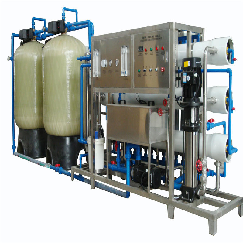 Automatic RO Water Treatment Machinery Water Purification System