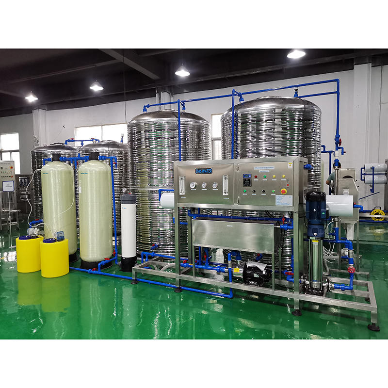 Automatic reverse osmosis small ro drinking water treatment equipments plants machine system with price