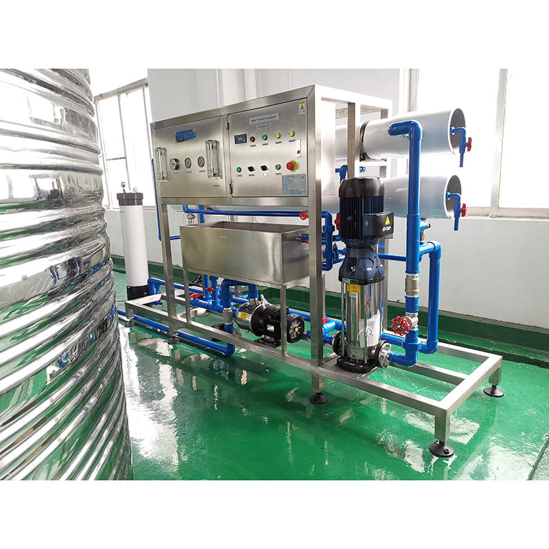mineral water treatment filters line and bottling plants