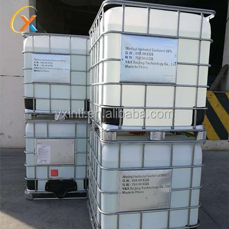China Supply Methyl Isobutyl Carbinol MIBC Y&X