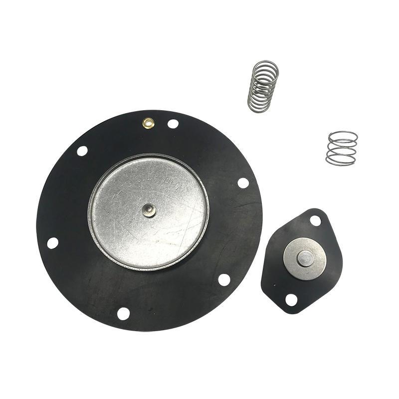 Pneumatic Valve Rubber MGD 40N Tai Wan 1-1/2 Inch Nitrile Pulse Valve Diaphragm