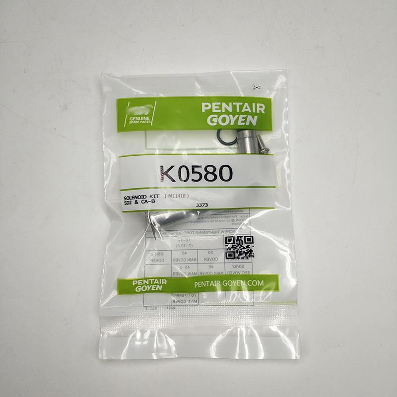 K0580 Pulse ValveEnergy-saving Nitrile armature plunger RCA5D2 Pneumatic Pulse Valve
