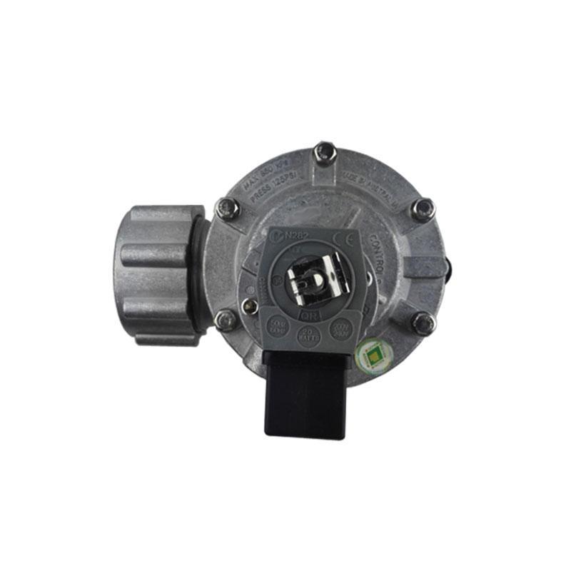 CA45DD Dust collector machine electric power plant DN40 Aluminum pulse jet valve