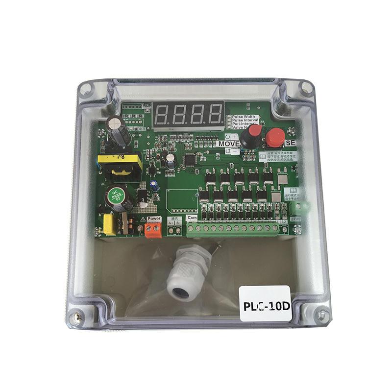 Pulse Jet Controller For Bag PLC-4 PLC-6 PLC-8 PLC-10 Filter Dust Control Controller Pulse Valve Timer