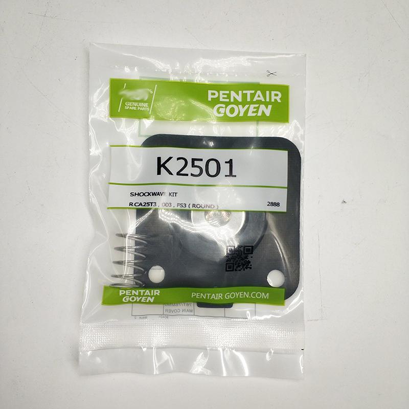 K2501 Pneumatic pulse jet valve 1inchNitrile diaphragmdustcollect solenoid valve