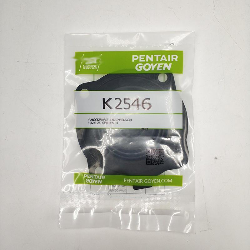 K2546 Cement plantTPE diaphragm1inch T4/DD4/FS4 Valve pulse jet valve