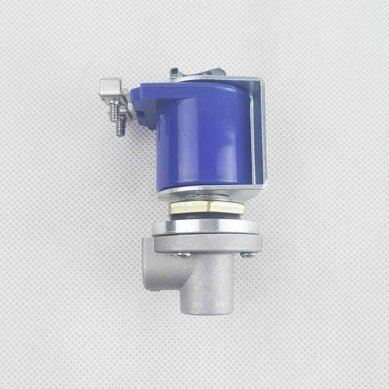 Solenoid valve RCA3D2 1/8inchPilot valve Alloy Medium Temperature pneumatic pulse valve