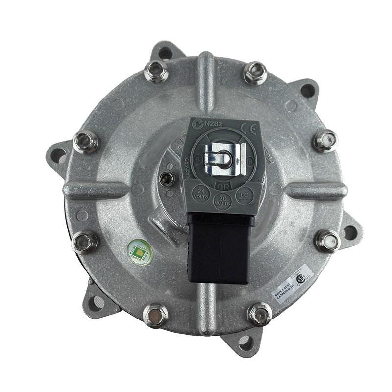 Dust collector industrial CA76MM010 K7600 3inch DN80 pulse jet valve