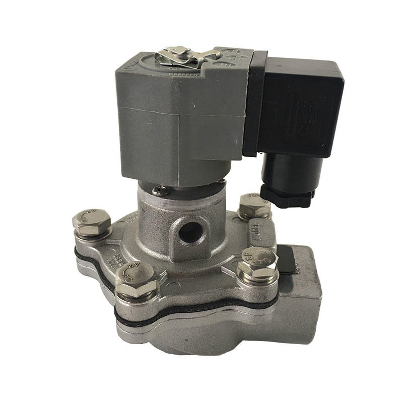 Dust collector machine Cement plant 3/4 inch CA20T010-300 Aluminum pulse jet valve