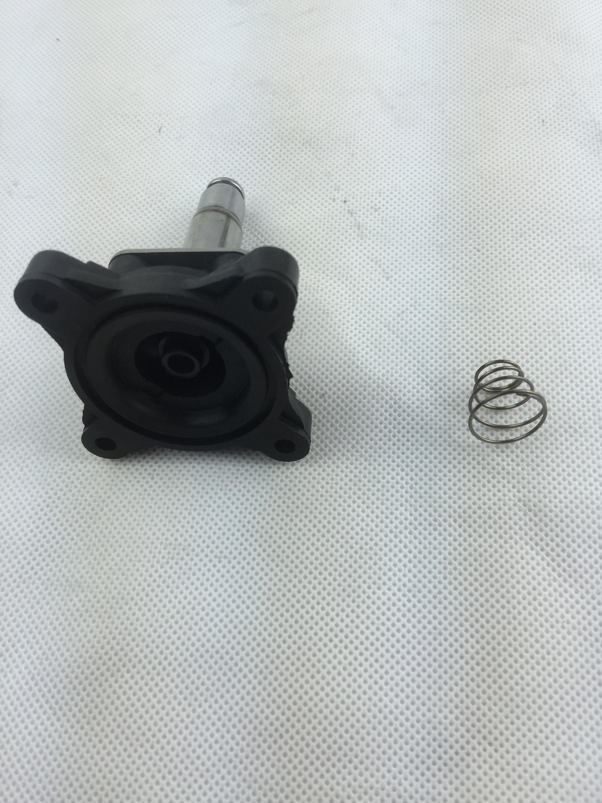 Armature Pulse jet valve Environment-friendly Stainless Steel Plunger Pulse Valve