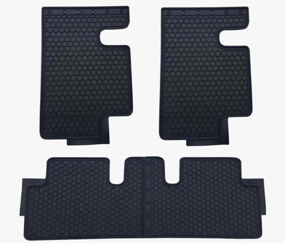 PVC Floor Car Foot Rubber Auto Mat
