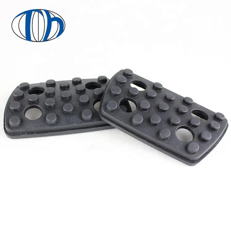 rubber pad & rubber edge strip