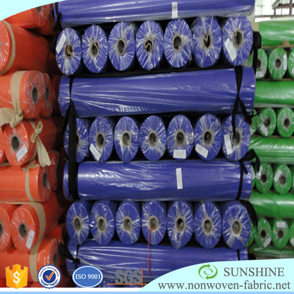 Non woven polypropylene fabric non flammable fabric