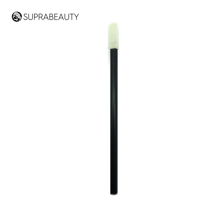 Wholesale Disposable lint free Applicator wand Lip Brush