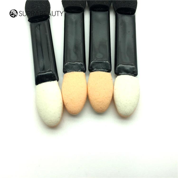 Disposable eyeshadow Sponge wand applicator makeup eyeshadow brush