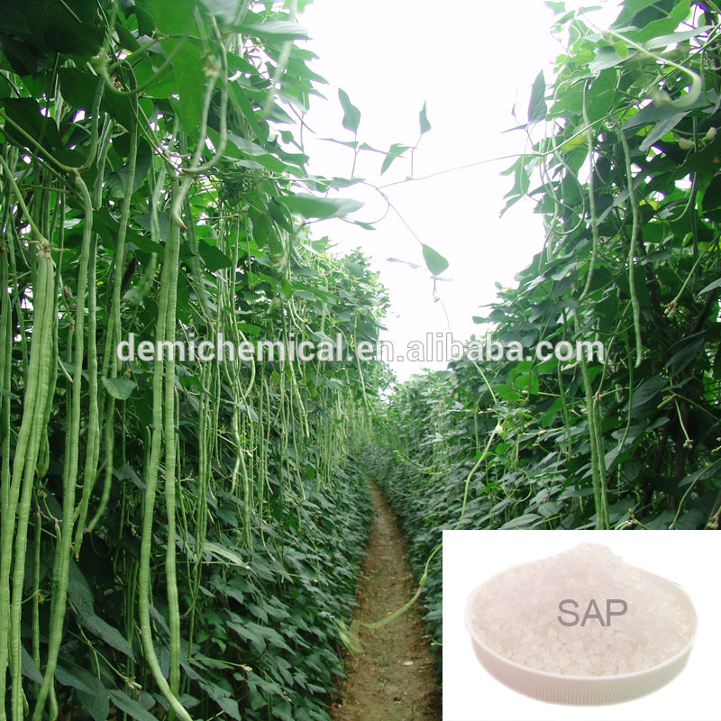 high quality multiple size Sodium or potassium based SAP for absorbing water from petroleum