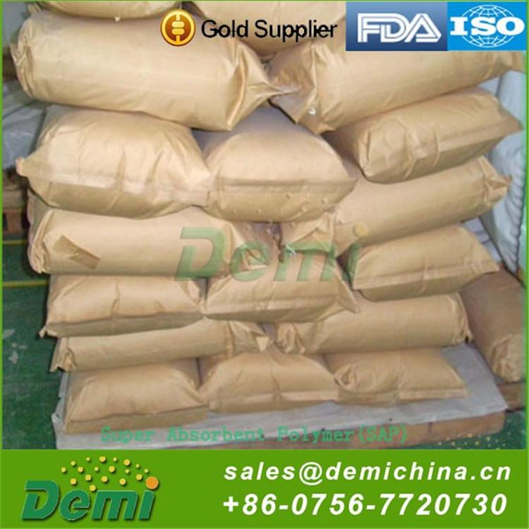 Custom Super Absorbent Polymer Powder Water Absorbent Polymer