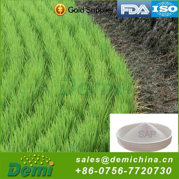 Food grade super absorbent polymer