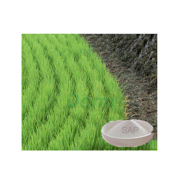 Potassium Industrial Agricultural Use SAP Super Absorbent Polymer For Sap