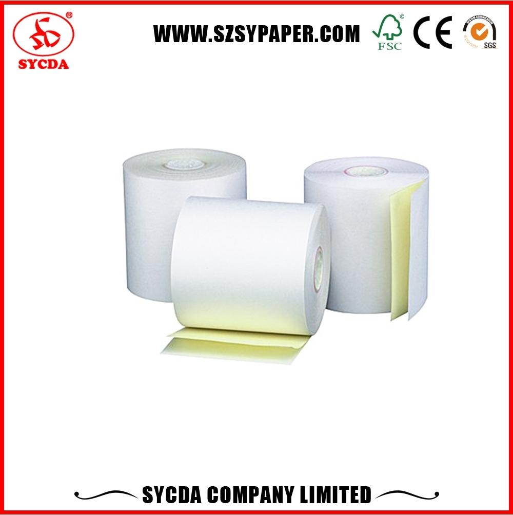 Receipt book NCR copy paper 3 duplicates
