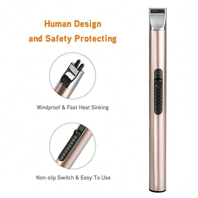 Free Sample Multi Purpose Wind Resistant Lighter Smoking Set