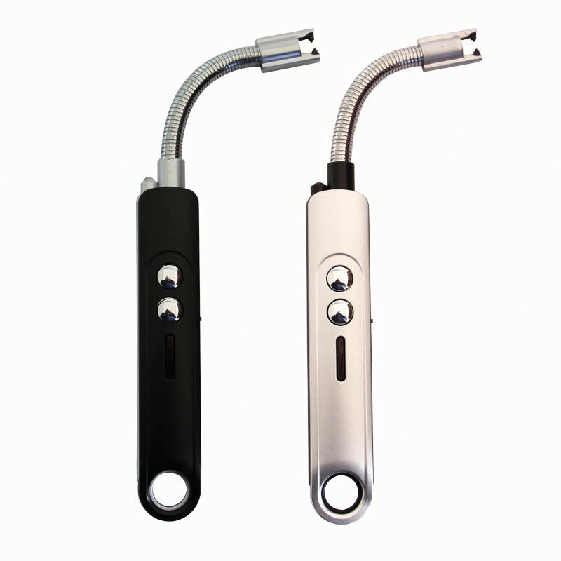 New design Flexible neck outdoor camping usb bbq lighter usb candle lighter