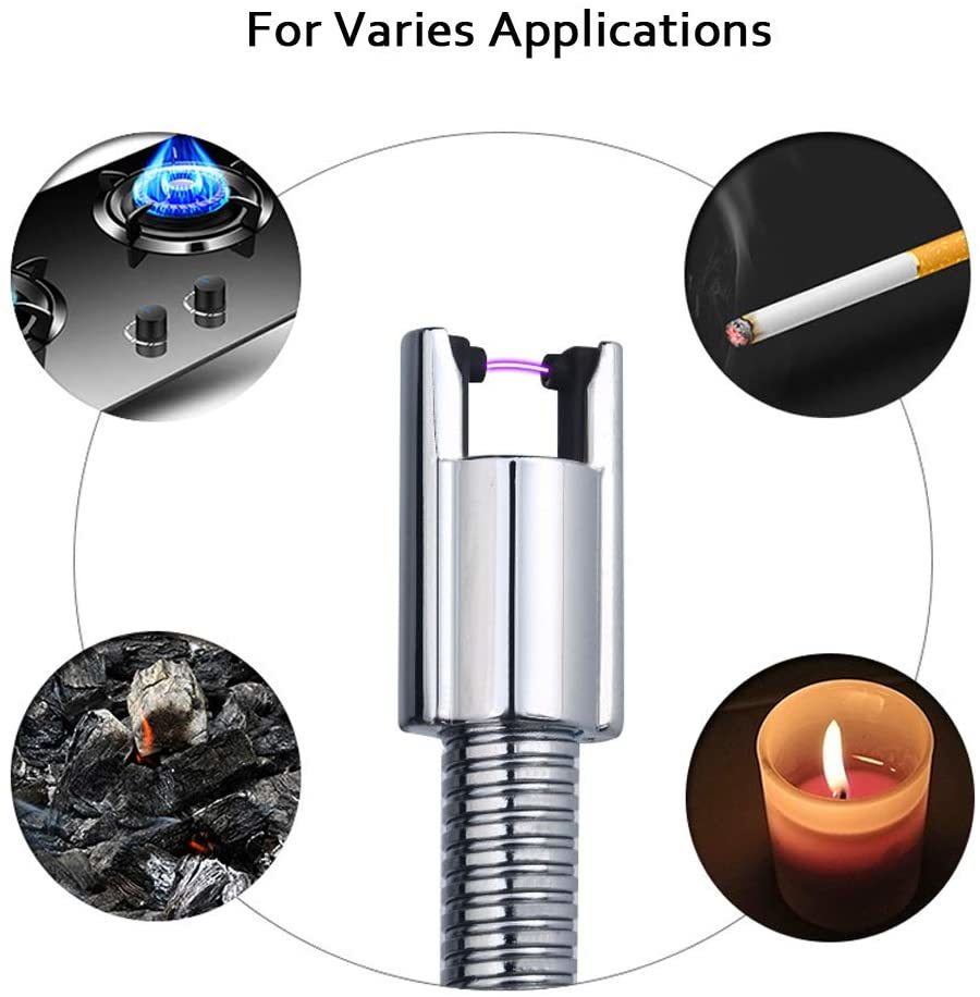 Best quality Flameless Electronic Lighter, Rechargeable Candle Lighter Free Sample