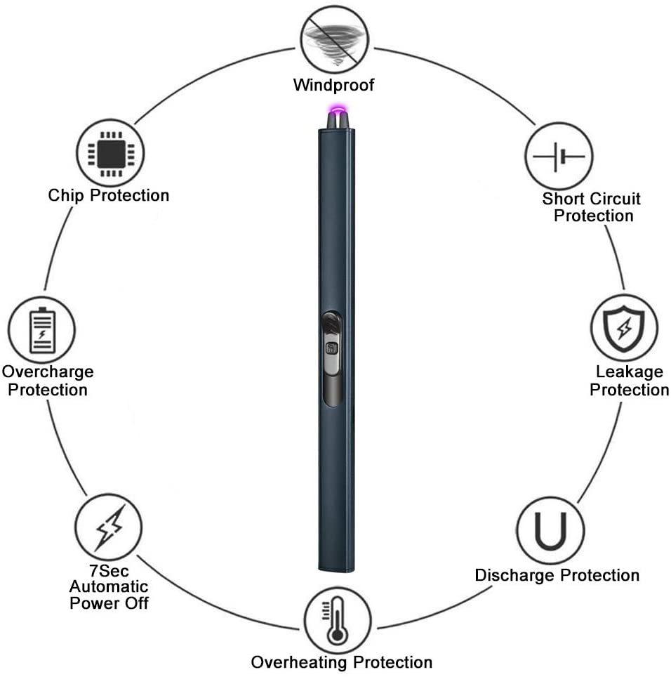 Best popular electric stove plasma arc bbq lighter