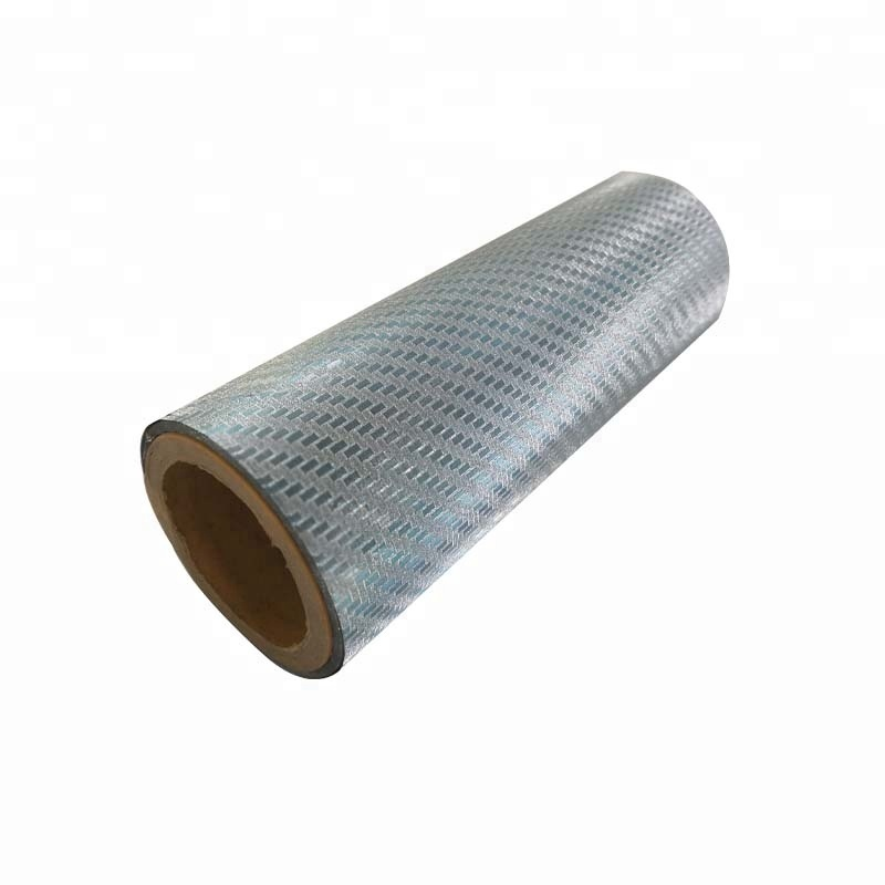 Glitter Thermal Lamination FilmFor Packaging Box Sparkle Metalized Film Glitter Adhesive Film