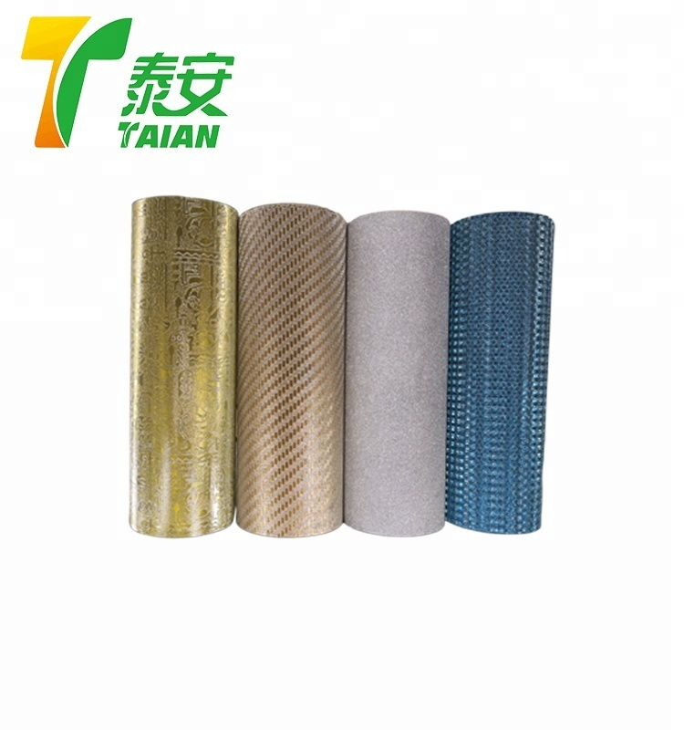colour purple/gold/green sticker laminate glitter filmroll