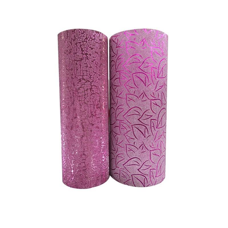 Factory Price PP+EVA BOPP Thermal Lamination Film Glitter Thermal lamination Film For Packaging Box