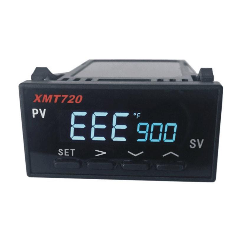 Intelligent xmt-7100 PID digital thermocouple temperature controller