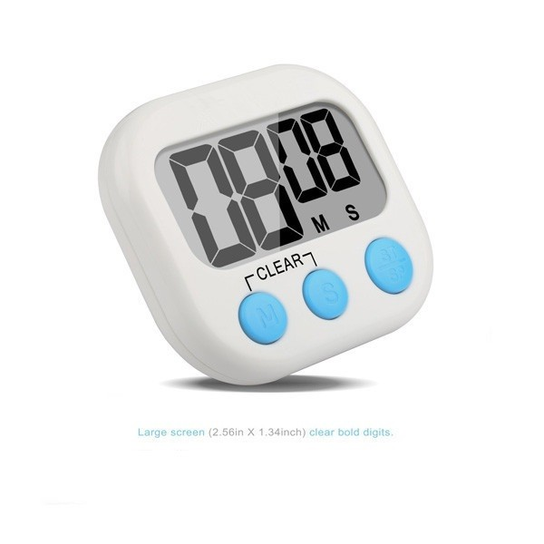 Hot selling kitchen timer set countdown timer with alarming