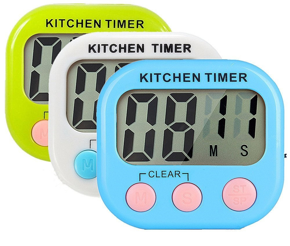 cheap kitchen timer magnetic with CE certificate