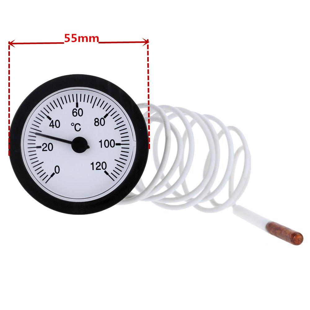 liquid heave pressure temperature meter
