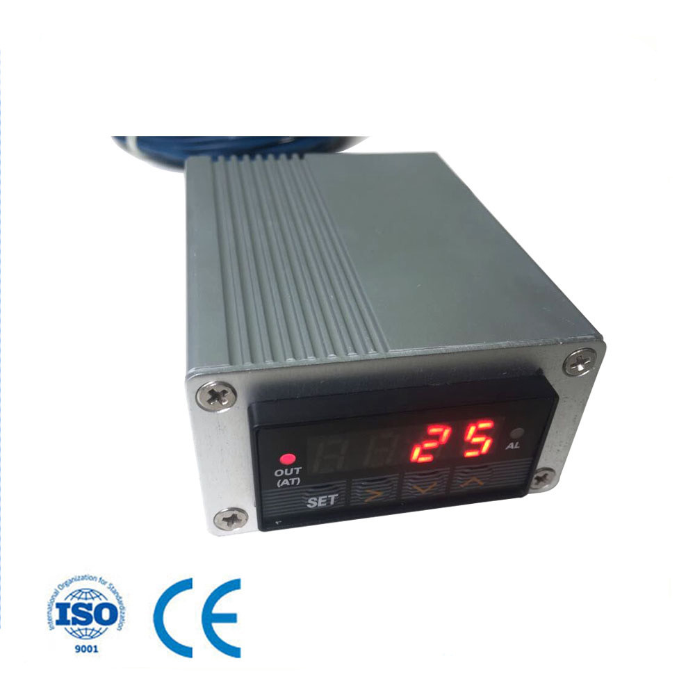 PID control 12V DC small size intelligent temperature controller