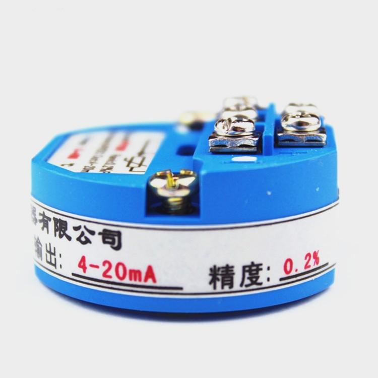 4-20ma rtd pt100 thermocouple temperature transmitter
